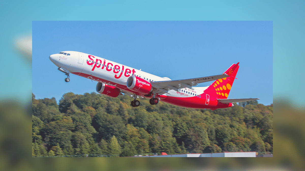 SpiceJet to Operate 21 New Domestic, Int'l Flights from 12 Jan