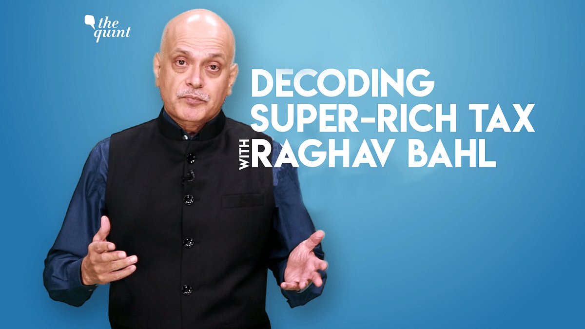 'Self-Defeating Levy': Decoding Super-Rich Tax With Raghav Bahl