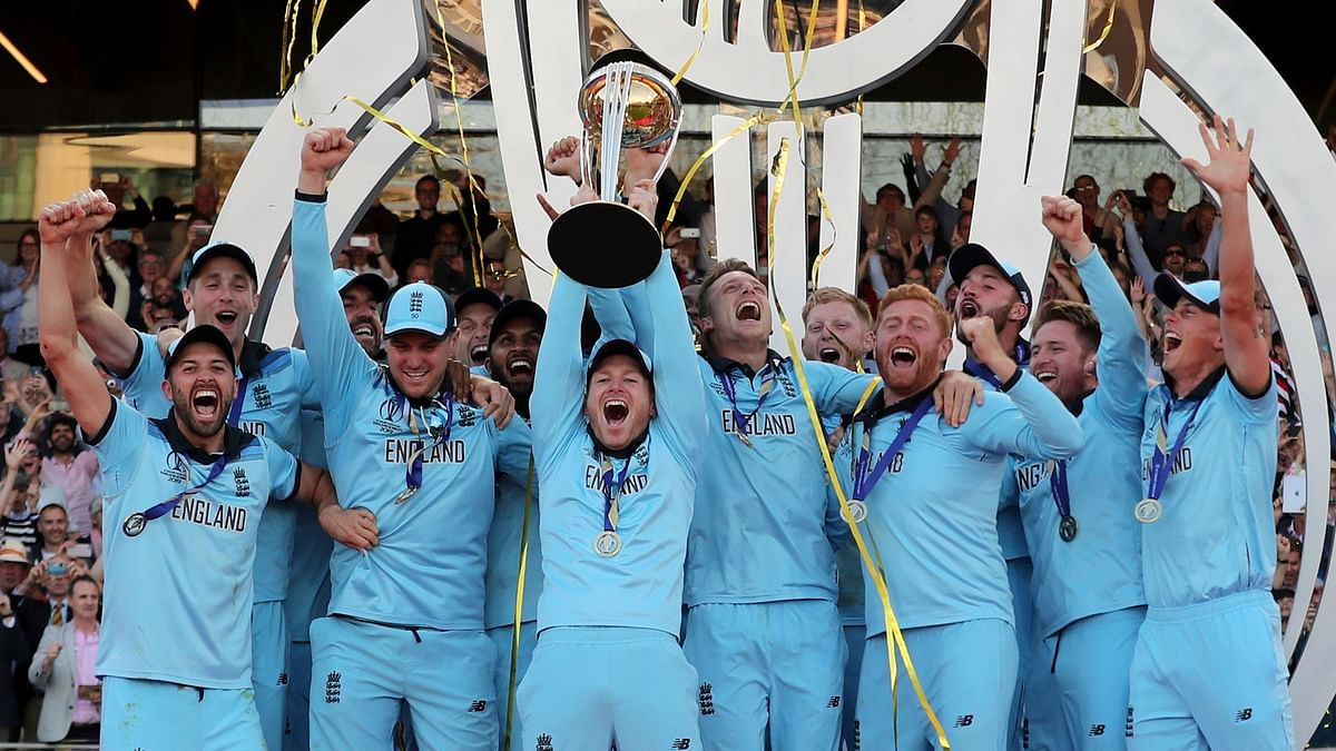 England Win Their Maiden World Cup in Most Extraordinary Fashion