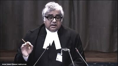 'Kulbhushan Jadhav Verdict a Victory of Rule of Law': Harish Salve