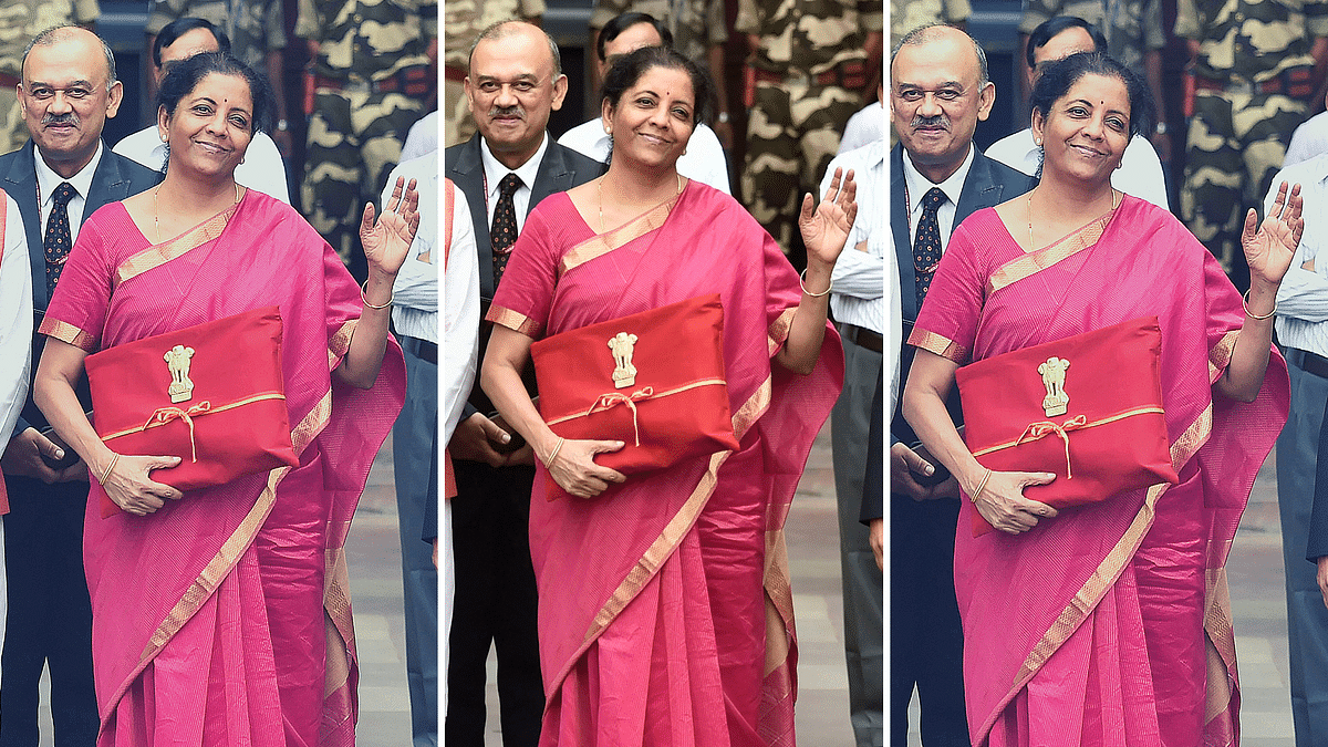 Briefcase to 'Bahi Khata': When Sitharaman Ended British Tradition