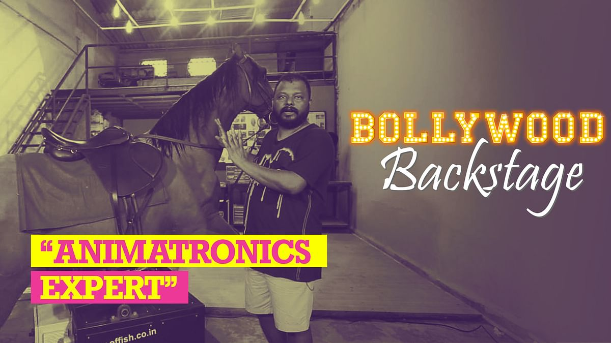 Bollywood Backstage: Everything About The Fake Horses In Films