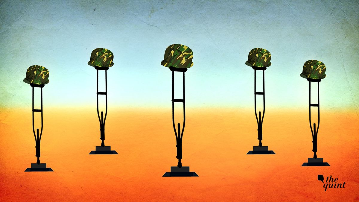 Army Backs Disability Pension Tax: Why 'Mass Punishment' Is Unwise