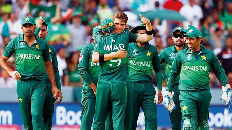 Pakistan won four on the trot after loss against India.