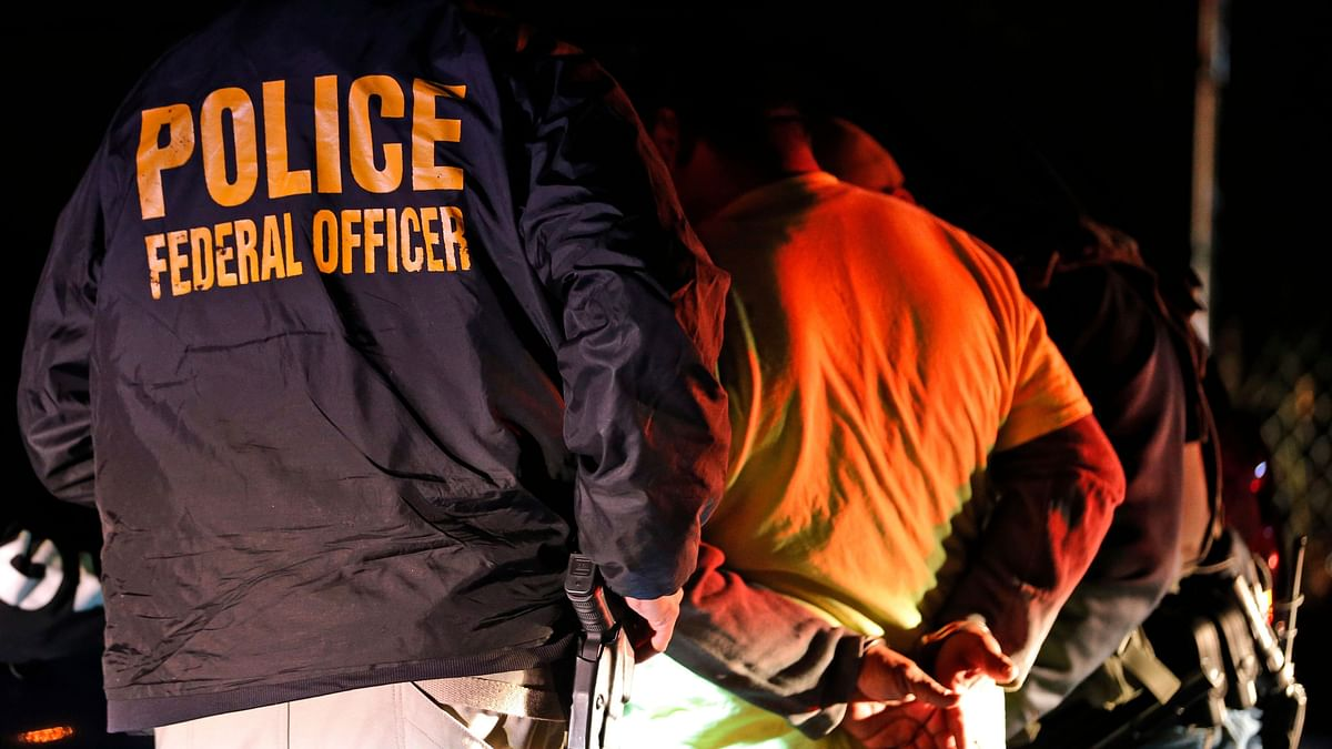 9 'Immigrants' Briefly Detained As Indian Restaurant Raided in US