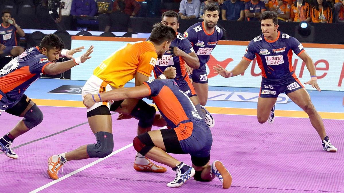 Bengal Warriors had an answer to everything that Puneri Paltan threw at them.