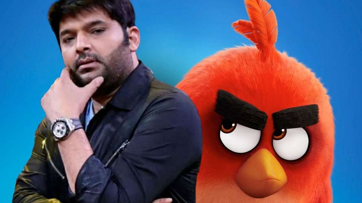 Kapil Sharma is playing Red in <i>The Angry Birds Movie 2</i>.