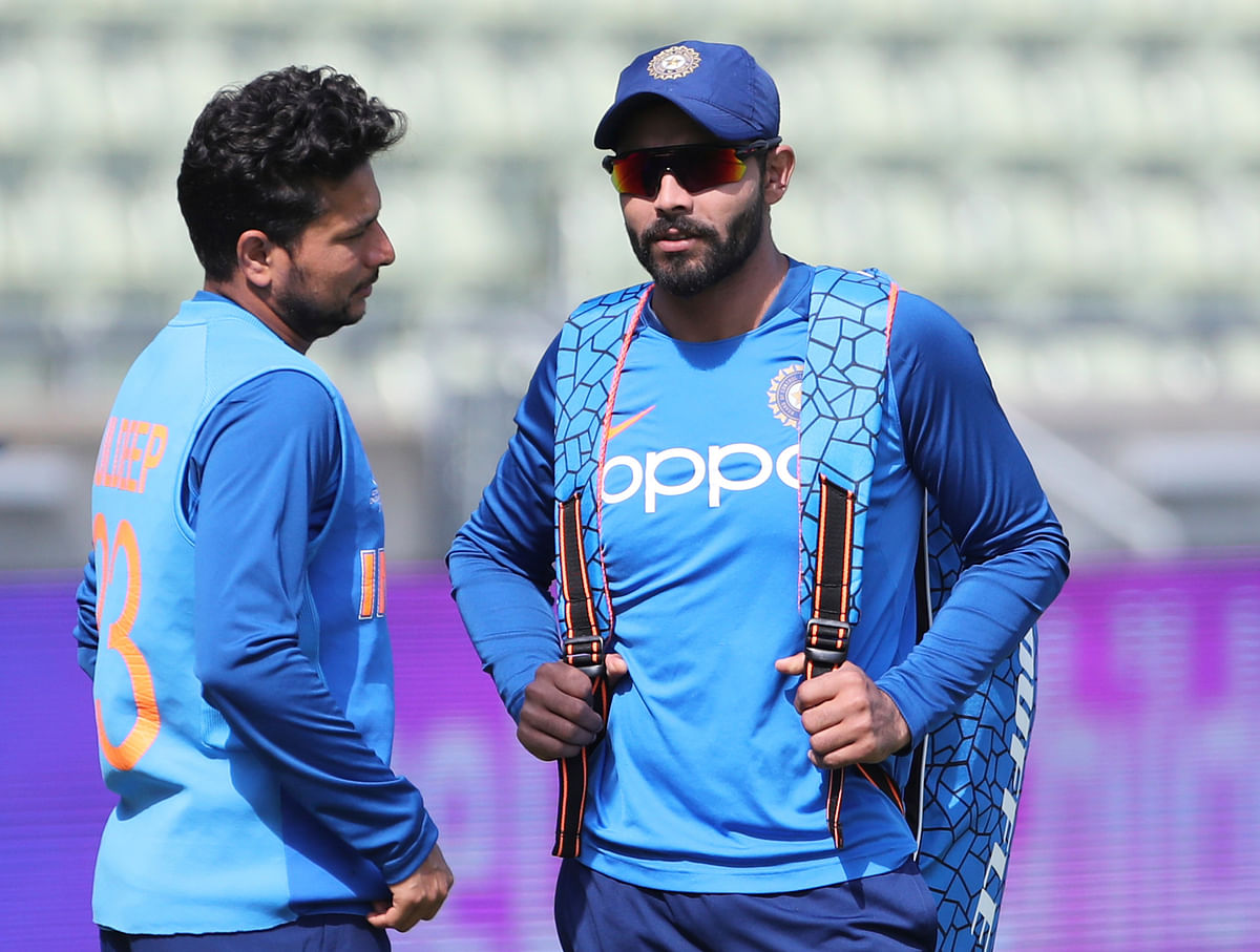 Kuldeep Yadav or Ravindra Jadeja? Considering reputation in the last one year, it would have been a no-brainer to pick Kuldeep in the eleven, but...