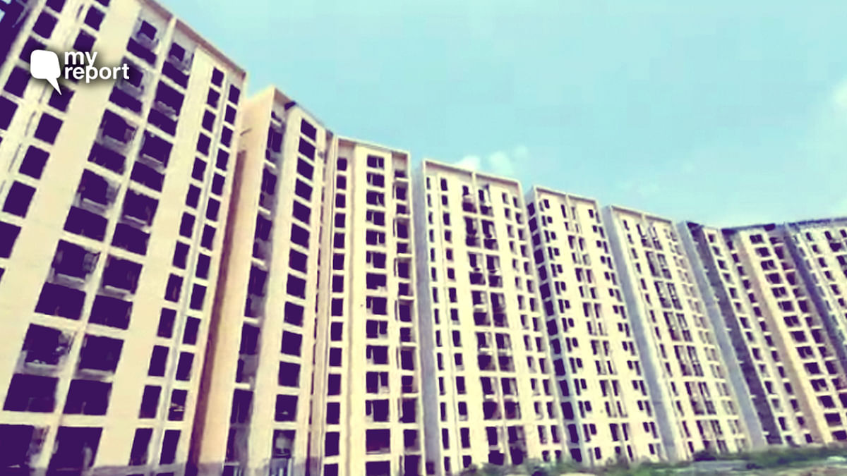 With No Amenities, I Still Pay for Maintenance at Jaypee Klassic