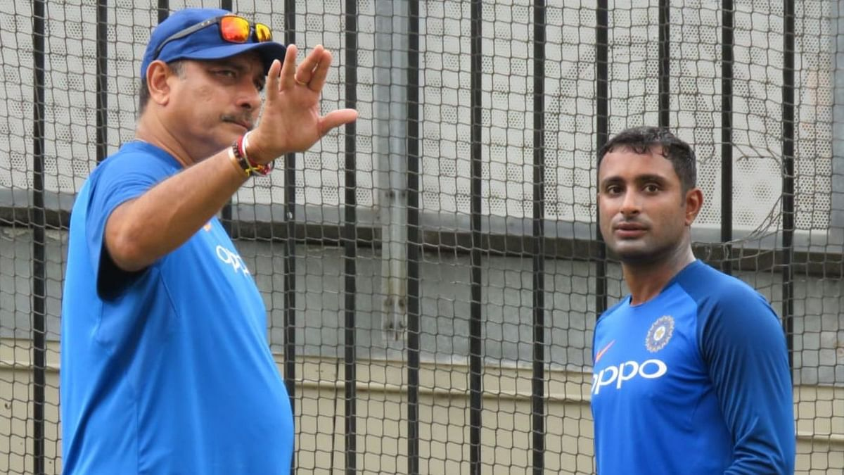 Rayudu, who criticised the selectors for not picking him in India's World Cup squad, was not called up even following injuries to Shikhar Dhawan and Vijay Shankar.