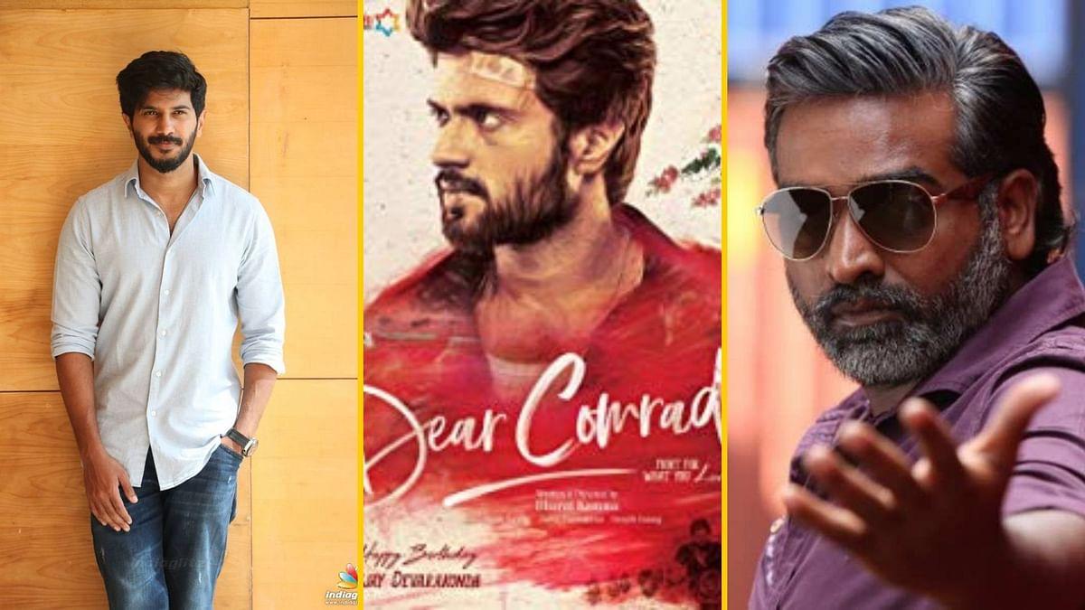 These Two Stars Join Vijay Deverakonda in 'Comrade Anthem'