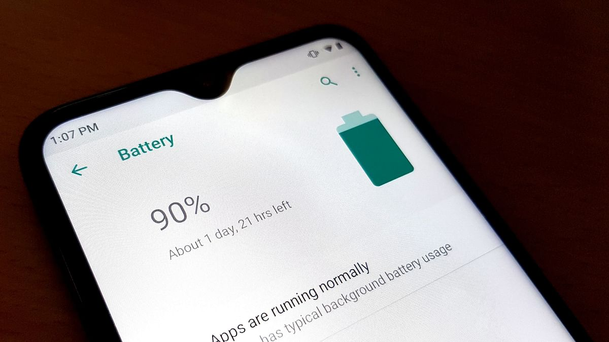With the increase of smartphone usage, users are always concerned about the battery performance of their device.