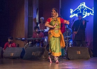 Jayalakshmi Eshwar. (Photo: Red Bull Music)