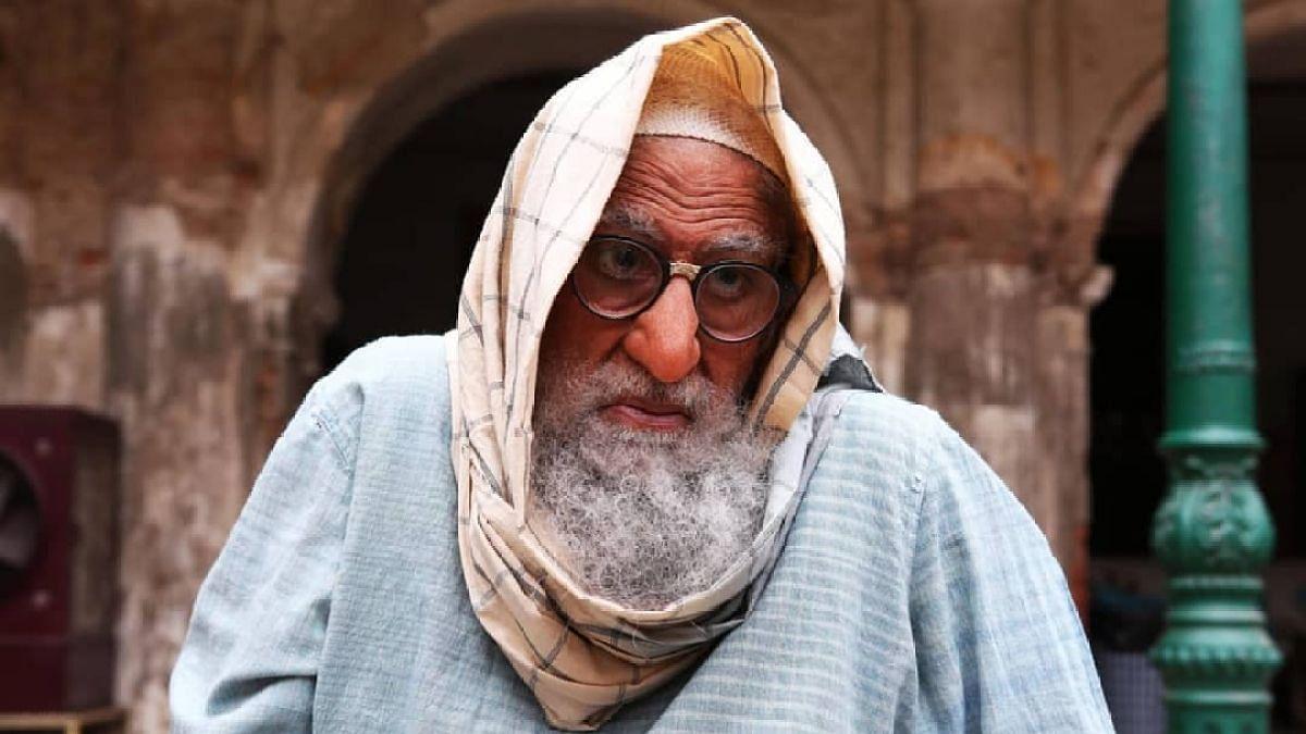 Amitabh Has Withdrawal Symptoms as Gulabo Sitabo Shoot Set to End