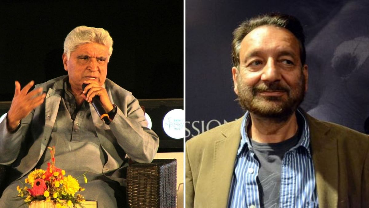 Javed Akhtar Calls Shekhar Kapur a 'Poor Rich Lonely Guy'