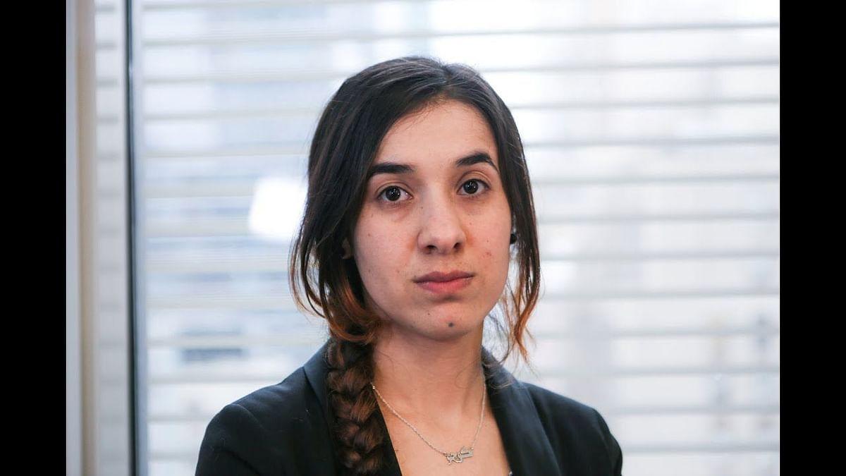 Trump Asks Yazidi Activist Nadia Why She Received the Nobel Prize