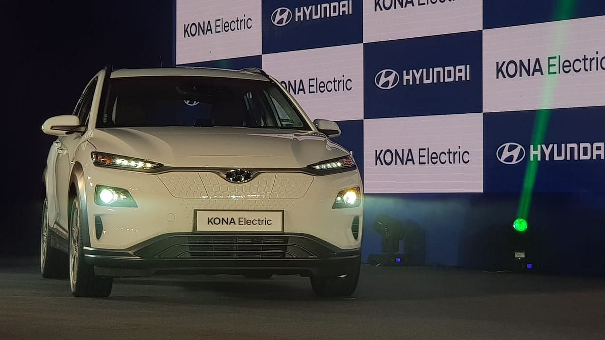 Hyundai Kona Electric SUV Launched: Here's All You Need To Know