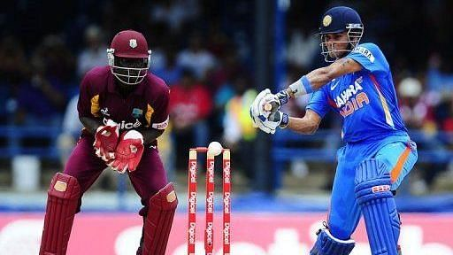 Badrinath played his one and only ODI against West Indies in 2011.