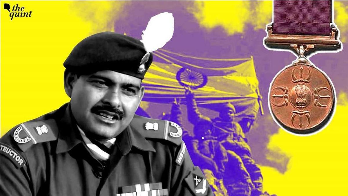 Yogendra Singh Yadav captured Tiger Hill on his own.