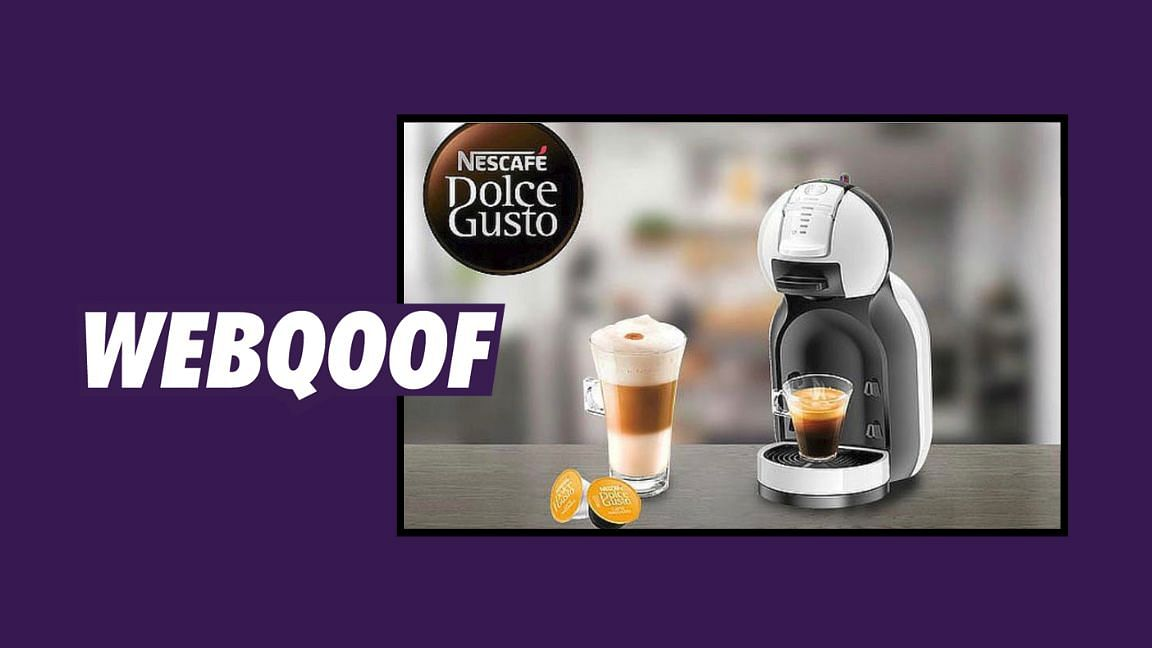No, Nescafe Is Not Giving Free Coffee Machines