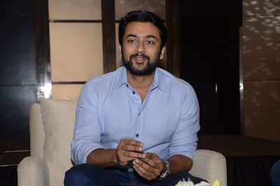 Suriya. (Photo: IANS)