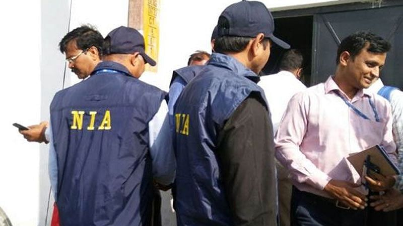 NIA arrested 14 men for allegedly planning and funding for terrorist activities in Tamil Nadu.