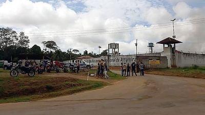 57 Die in Brazil prison riot