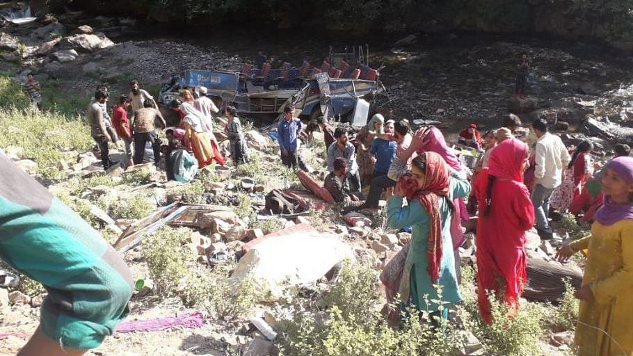 35 Killed in Bus Accident in J&K's Kishtwar, PM Condoles Deaths