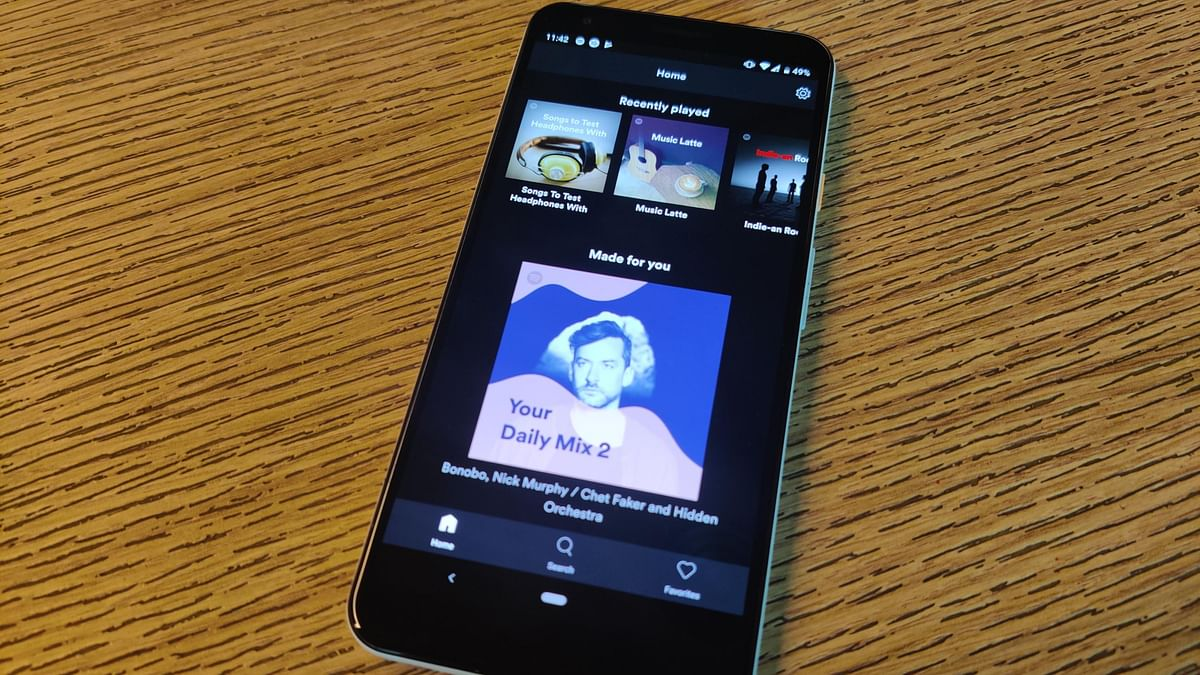 Spotify Lite Officially Launches With Data Usage Limit on Android