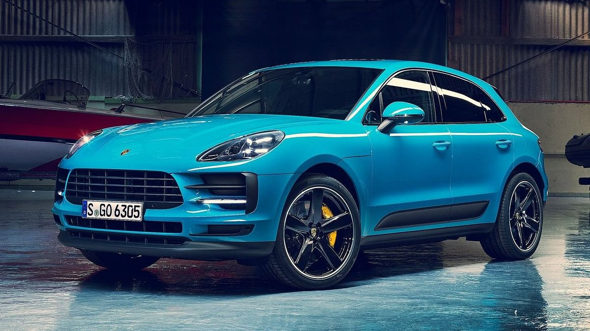 Porsche Macan and Macan S comes to India.