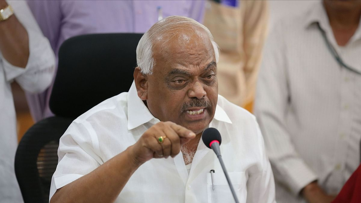 'Wanted My Freedom Back': KR Ramesh Kumar on Quitting as Speaker