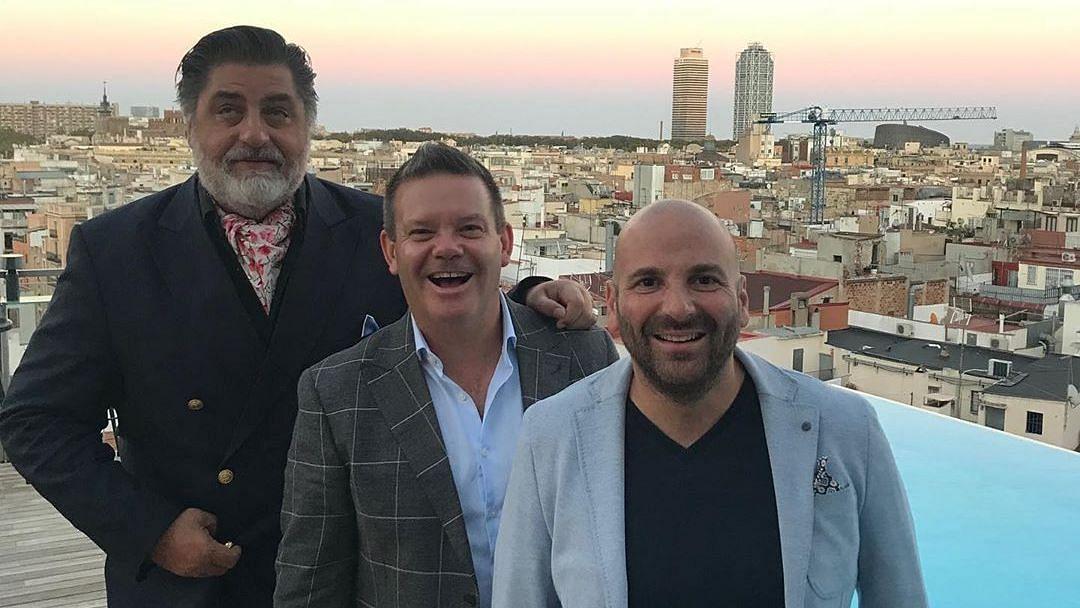 The iconic trio quits <i>MasterChef Australia</i>