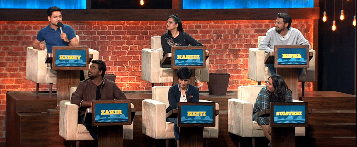 Zakir, Neeti and Sumukhi are welcome additions to the jury.