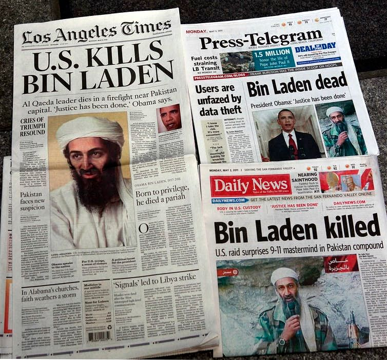 Bin Laden's death in 2011 was a symbolic defeat for al-Qaida, but operationally it barely made a dent.
