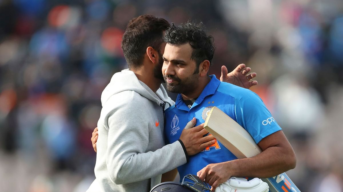 Rift Between Kohli, Rohit Factions; Shastri's Role Biased: Report