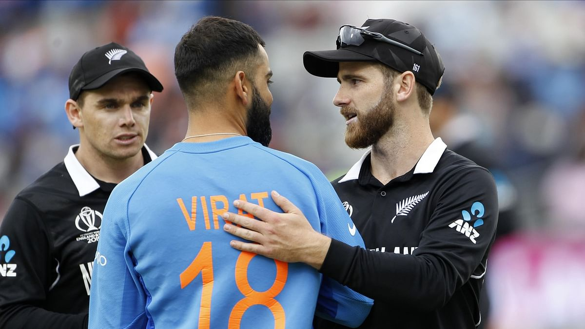 Kohli, Dhoni Not a Part of ICC's World Cup Team of the Tournament