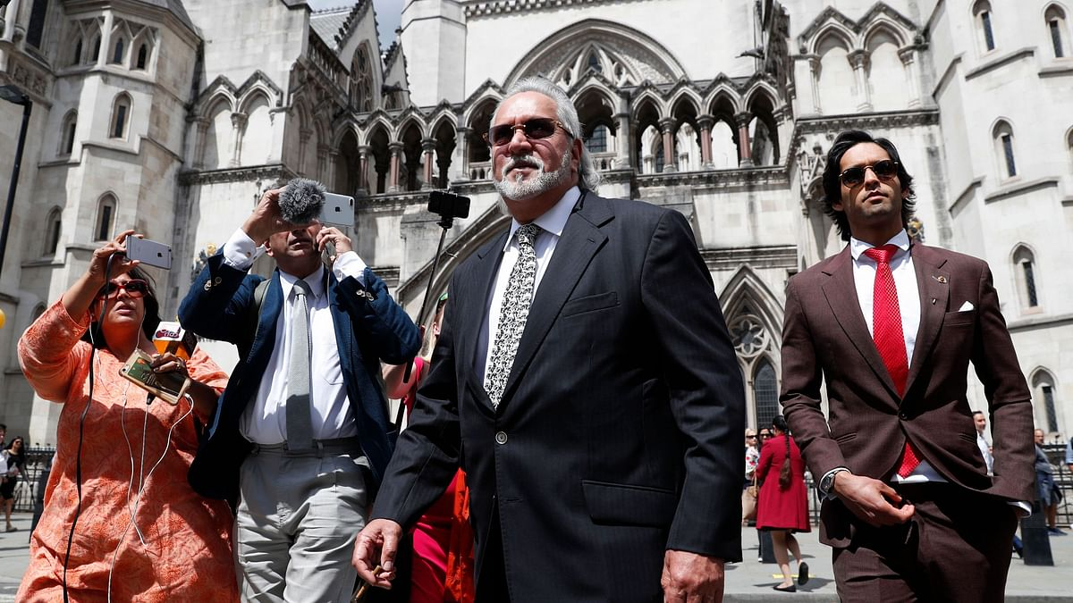 Secret Proceedings in UK Delaying Mallya's Extradition: Govt to SC