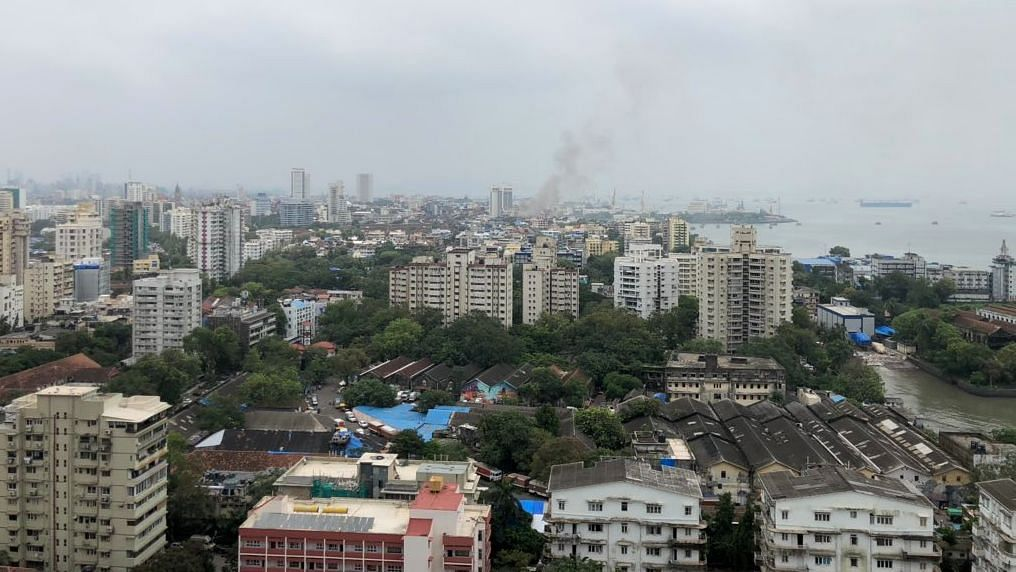Fire in Mumbai 4-Storey Building Leaves 1 Dead, 1 Seriously Hurt