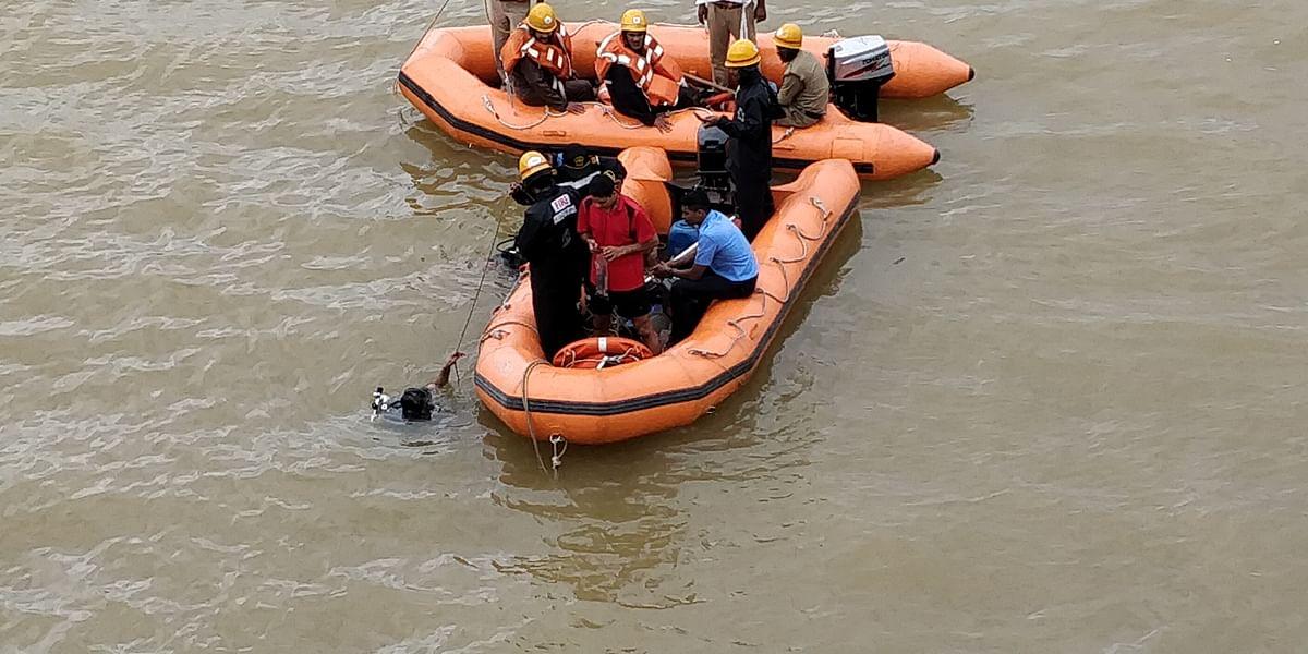 Day Before Siddhartha's Body Found, Fisherman Said He Saw Man Jump