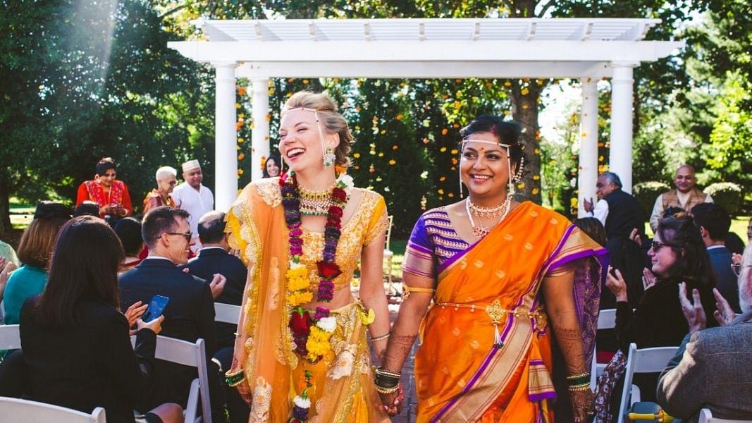 Mekhala and Tatum's wedding in Virginia