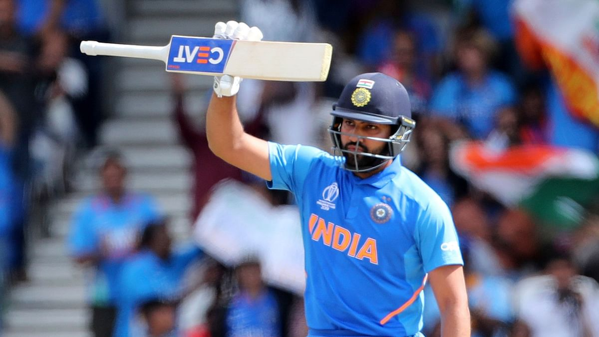 Laxman 'Shocked' to See Rohit's Name Missing From Wisden List