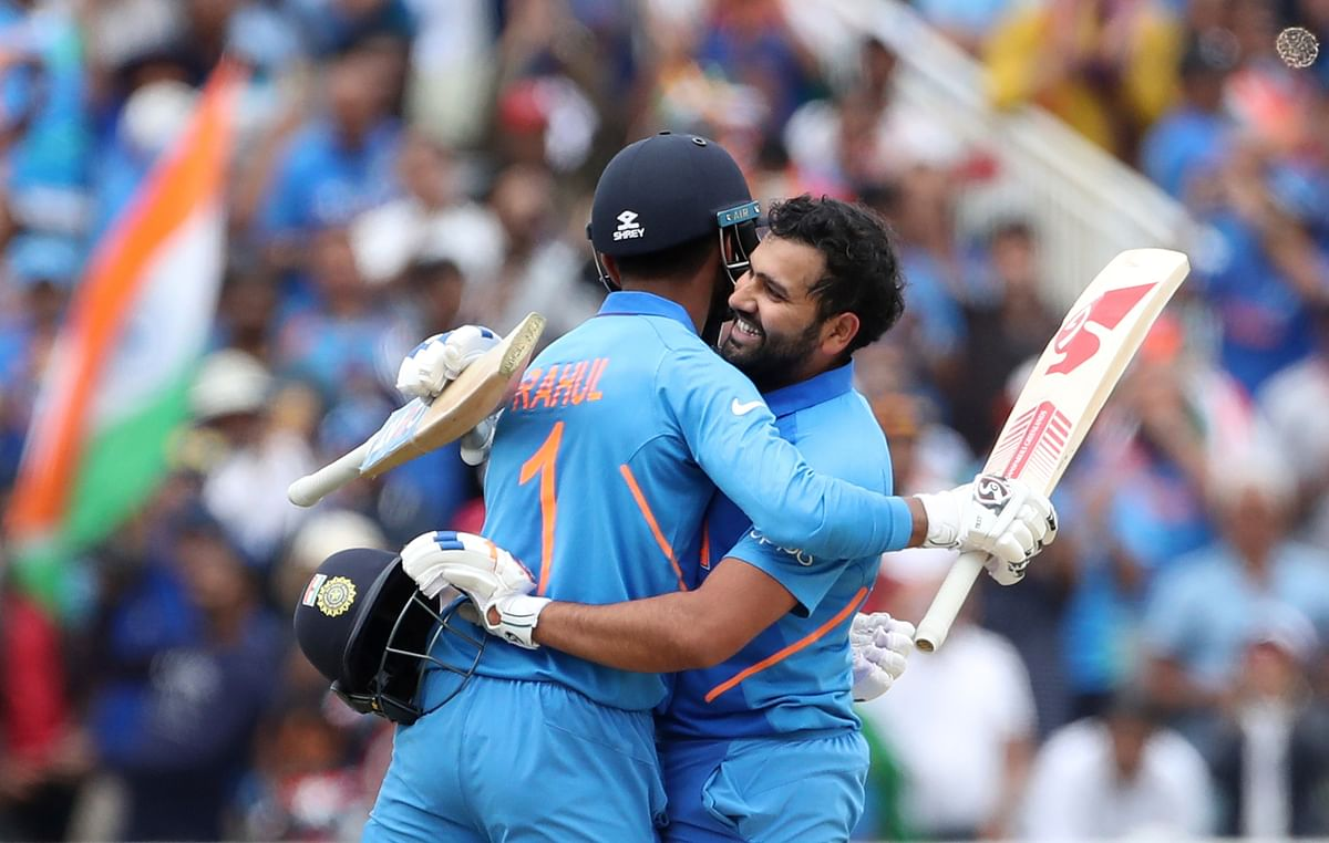 India would hope that their star player Rohit Sharma can continue in the same manner in the semi-finals as well.