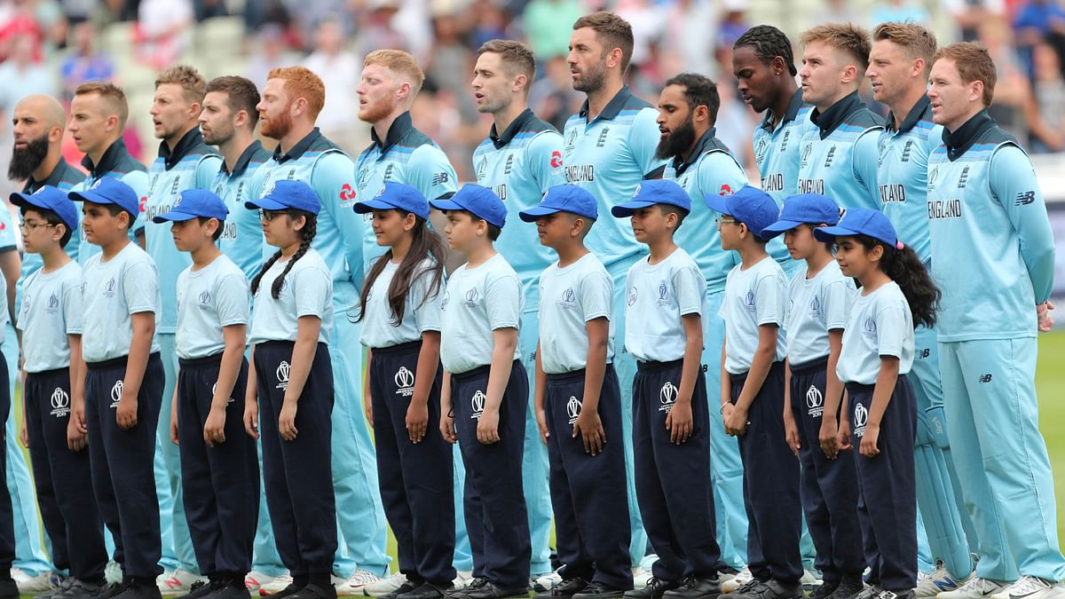 Why England Entering the WC 2019 Final Makes Perfect Sense