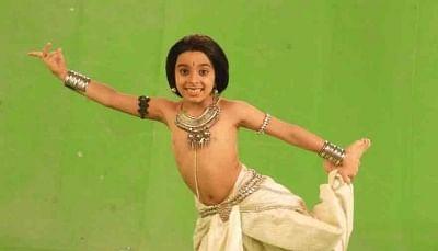 Dancer-child actor Dhairya Tandon