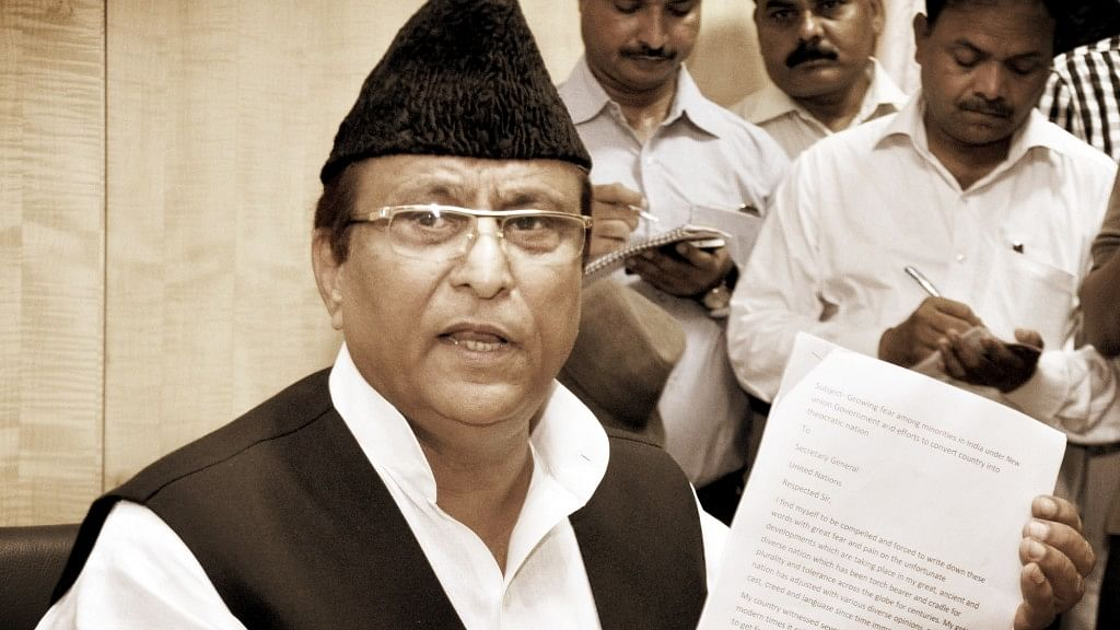 Samajwadi Party leader Azam Khan couldn't have blurted out a worse 'apology'.