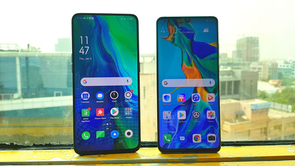 Huawei P30 Pro vs Oppo Reno 10x Zoom: The Better Camera Phone?