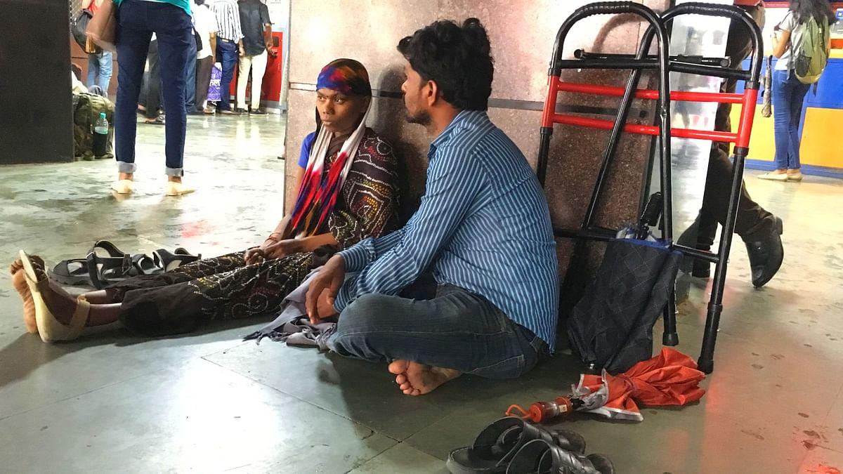 Nowhere to Go, Say Homeless As Mumbai Stations Turn No-Sleep Zones