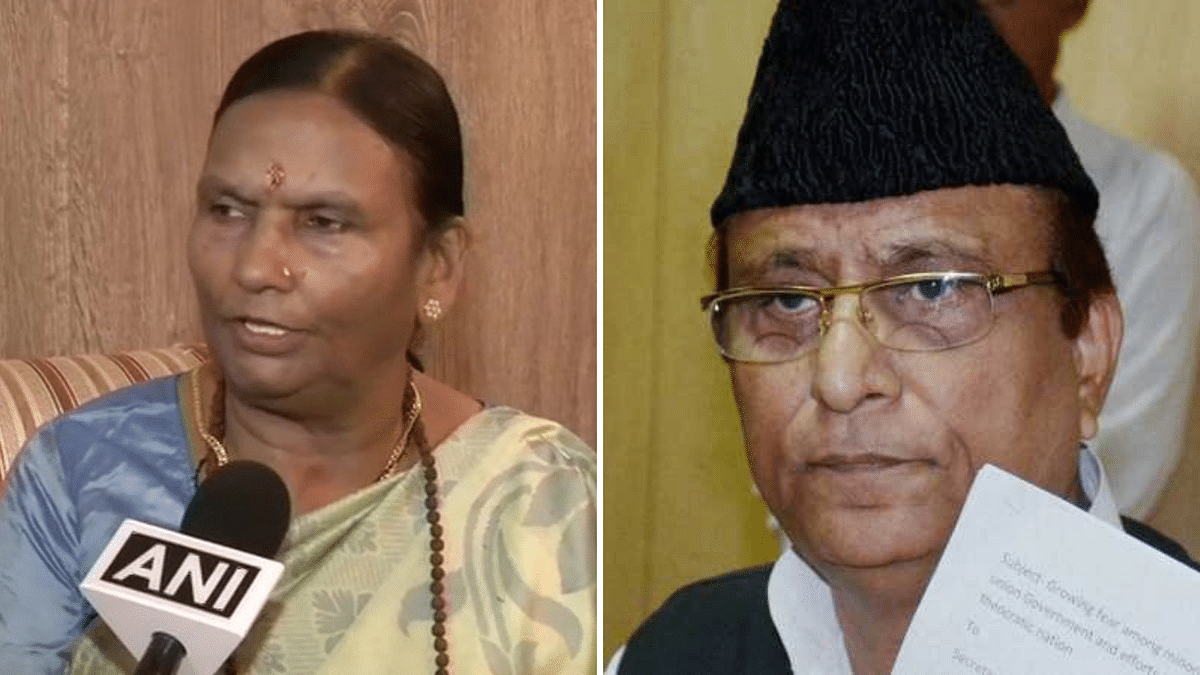 'Azam Khan Must Apologise': Rama Devi on MP's Sexist Remarks in LS
