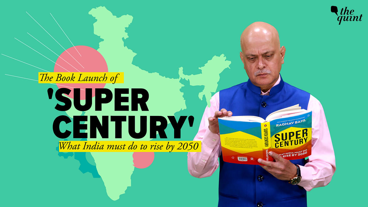 Learned to Be Patient With India: Bahl At 'Super Century' Launch