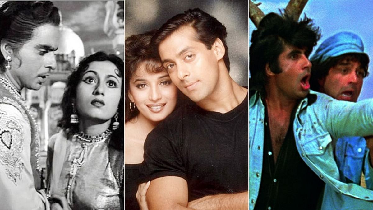 When adjusted against inflation, several old Hindi films make it to the top 10 earners.